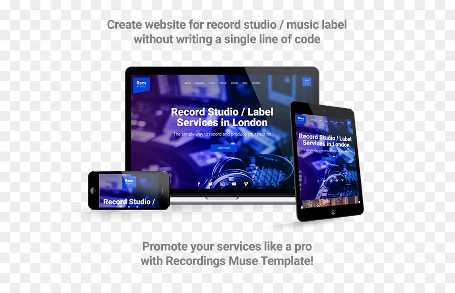 Smartphone Sound Recording and Reproduction Responsive web design ...