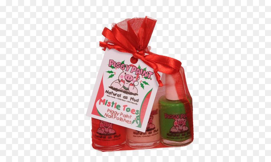Food Gift Baskets Nail Polish Toe - non toxic png download - 540*540 ...