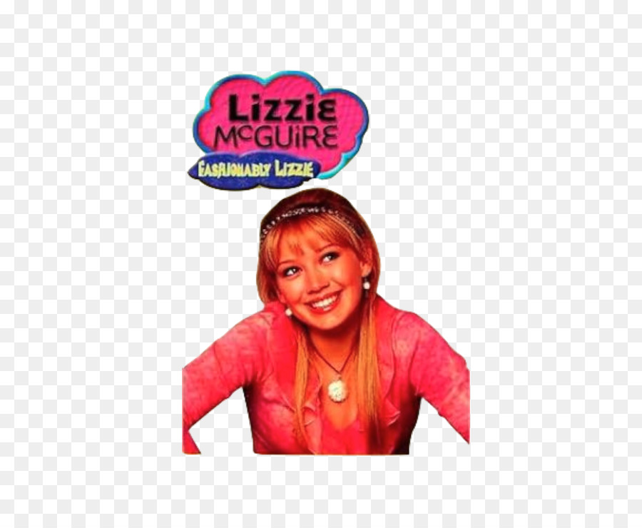 Hilary Duff Lizzie Mcguire Disney Channel Dvd Tv Show Xc Png