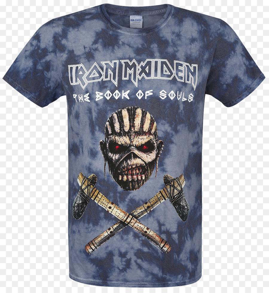c82394177979 T-shirt The Book of Souls Iron Maiden EMP Merchandising - T-shirt ...