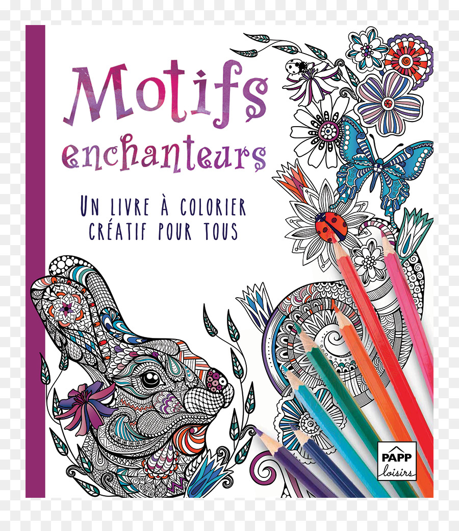 The Creative Coloring Book Colouring Adult Stress Relieving Patterns