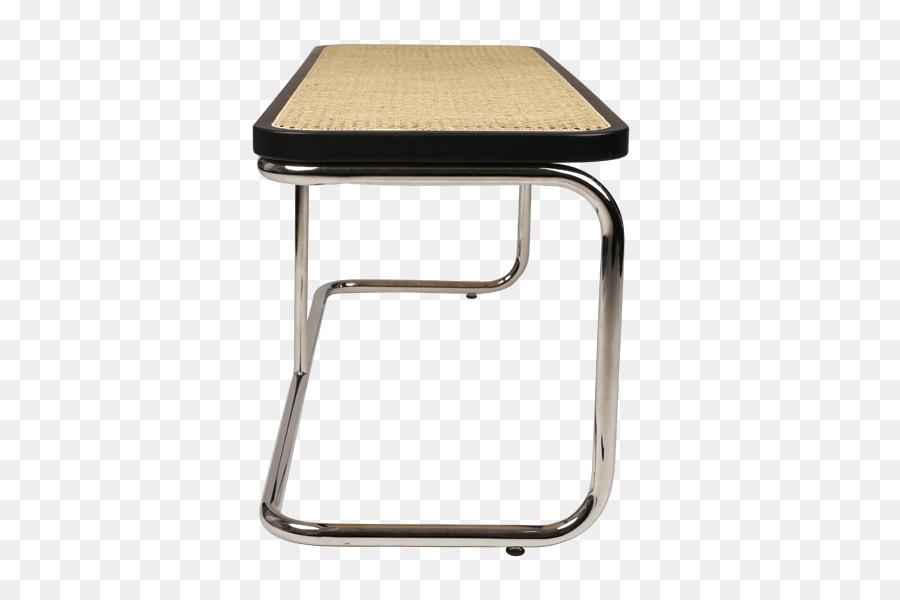 Panca tavolo banca sgabello in metallo città con panche