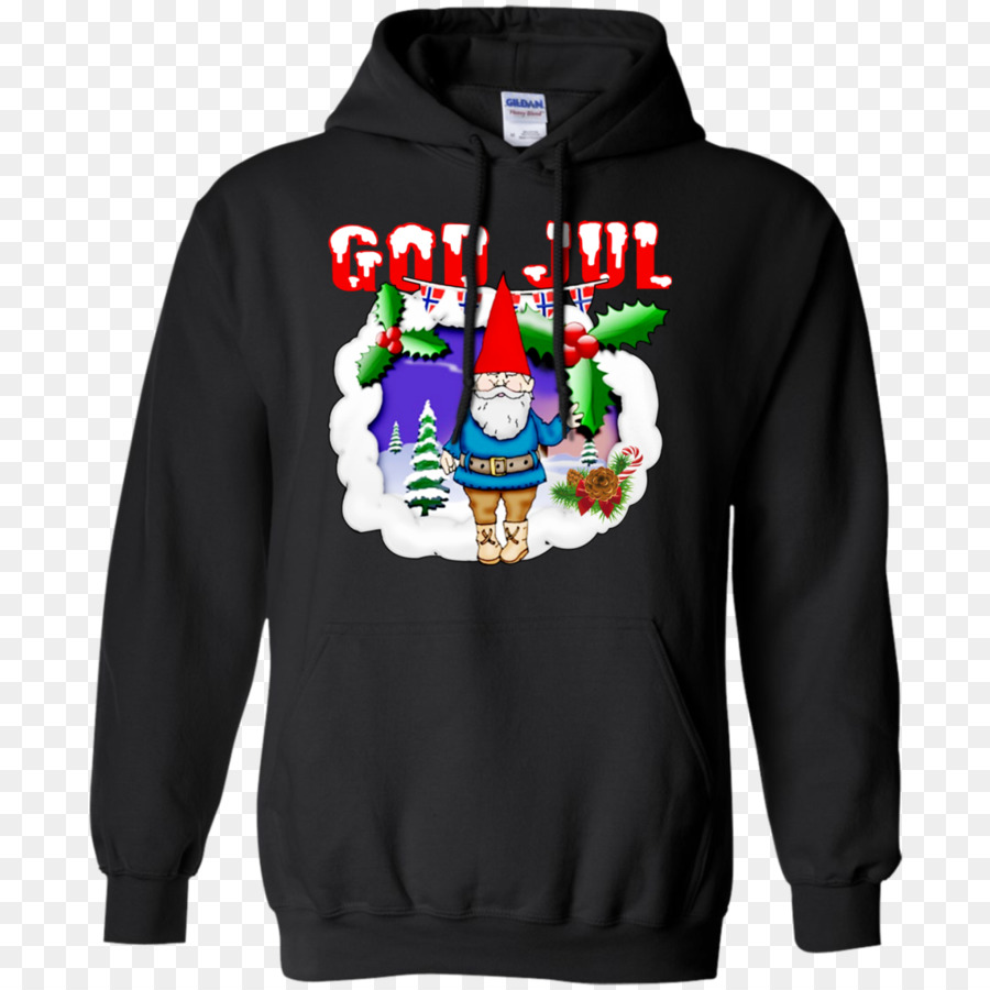 T-shirt Hoodie Sweater Sleeve - ugly christmas sweater png download ...