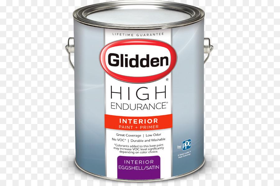 Glidden High Endurance Accent Base Flat Interior Paint, 1 Gallon Material  Glidden High Endurance Light Base Eggshell Interior Paint, 1 Gallon, ...