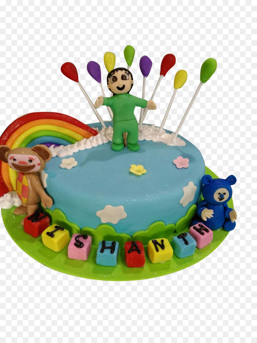 Birthday Cake Sugar Cake Cake Decorating Sugar Paste Cake Delivery
