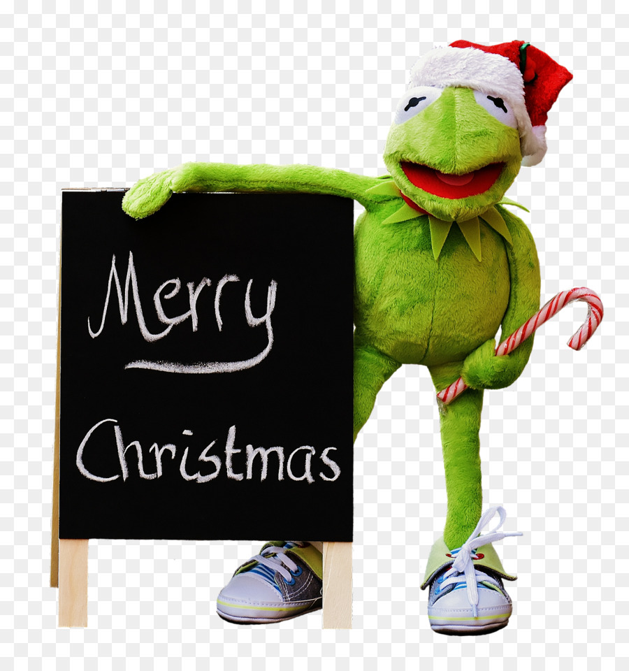 Kermit the Frog Christmas Day The Muppets Clip art - kermit the frog ...