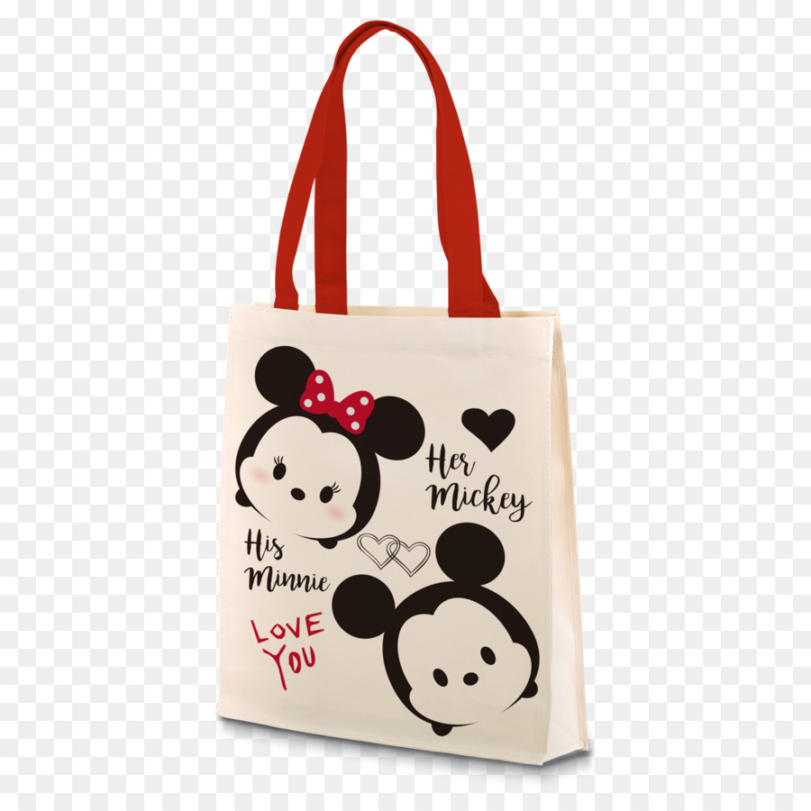 3829e798d0c8 Tote bag Disney Tsum Tsum Minnie Mouse Mickey Mouse - minnie mouse png  download - 1200 1200 - Free Transparent Tote Bag png Download.