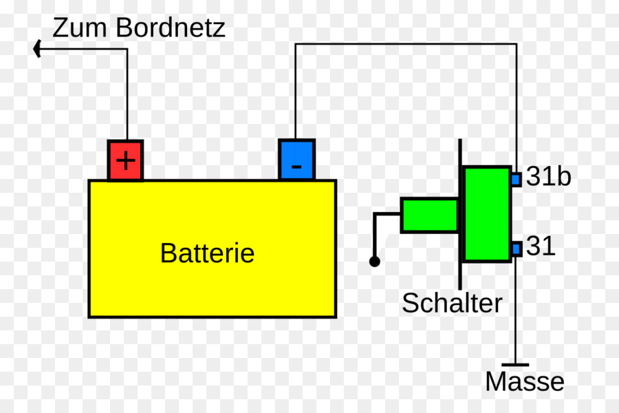 Battery Isolator Circuit Diagram Electric Battery Electrical