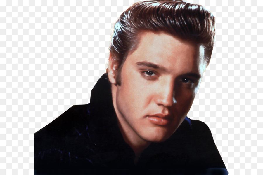 Elvis Presley Frisur Pompadour 1950er Jahre Rockabilly Elvis Png