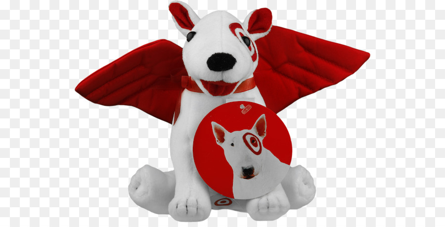 Stuffed Animals Cuddly Toys Bullseye Target Corporation Plush Bull Terrier