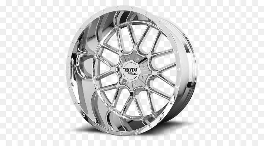 Moto Metal MO986 Siege Chrome plating Custom wheel Moto Metal Wheels
