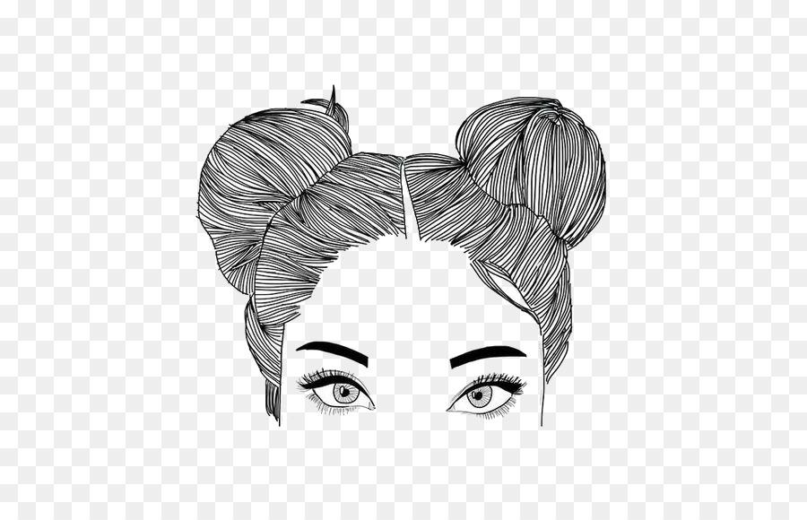 Zeichnung Bild Das Wir Herz Skizze Haare Zeichnen Png