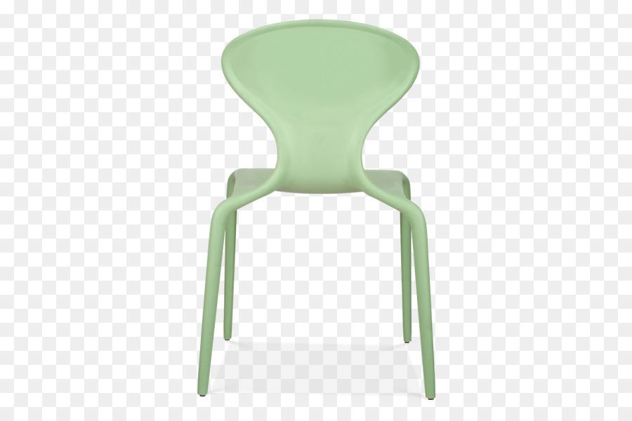 Sedia di plastica verde design di prodotto sedia scaricare png