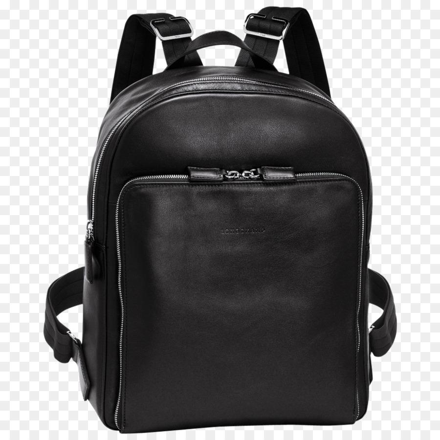 Handbag Leather Longchamp Backpack Bag Png Download 1000 1000
