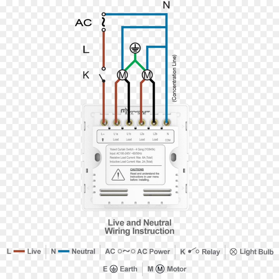 Wiring diagram Electrical Switches Home Automation Kits One-line diagram -  step diagram