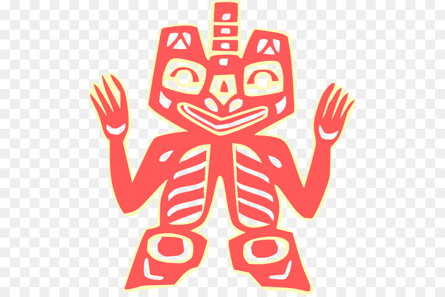 Clip Art Symbol Tribe Native Americans In The United States