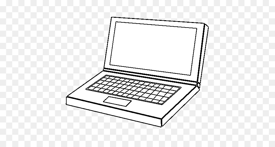 Laptop Colouring Pages Coloring Book Computer