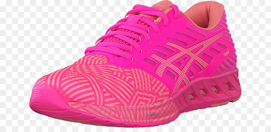 ASICS Atletismo rosa