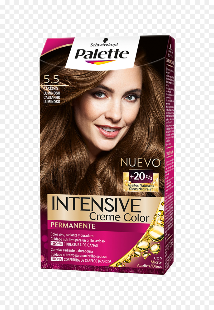 Chestnut Human Hair Color Schwarzkopf Staining Product Brand Png