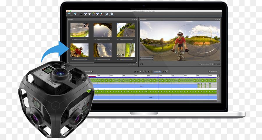 Samsung Gear 360 GoPro Omni All Inclusive Omnidirectional camera