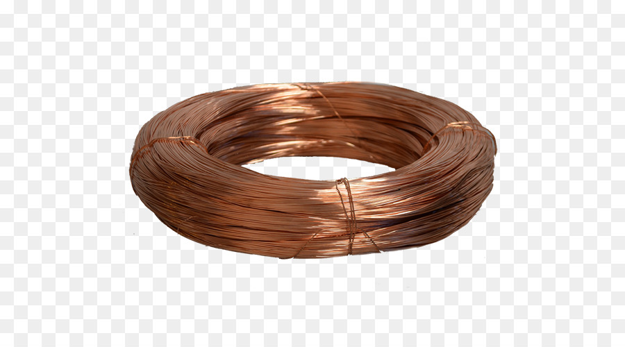 Yarn Wire | Copper Yarn Wire Metal Bronze Copper Wire Png Download 572 485