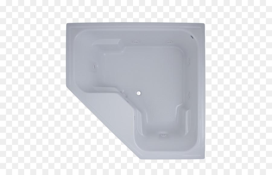 Baths Hot tub Bathroom Shower Sink - Whirlpool Bath png download ...