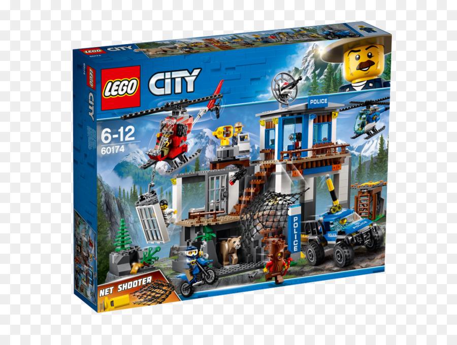 Lego 60174 City Mountain Police Headquarters Lego Friends Kiddiwinks