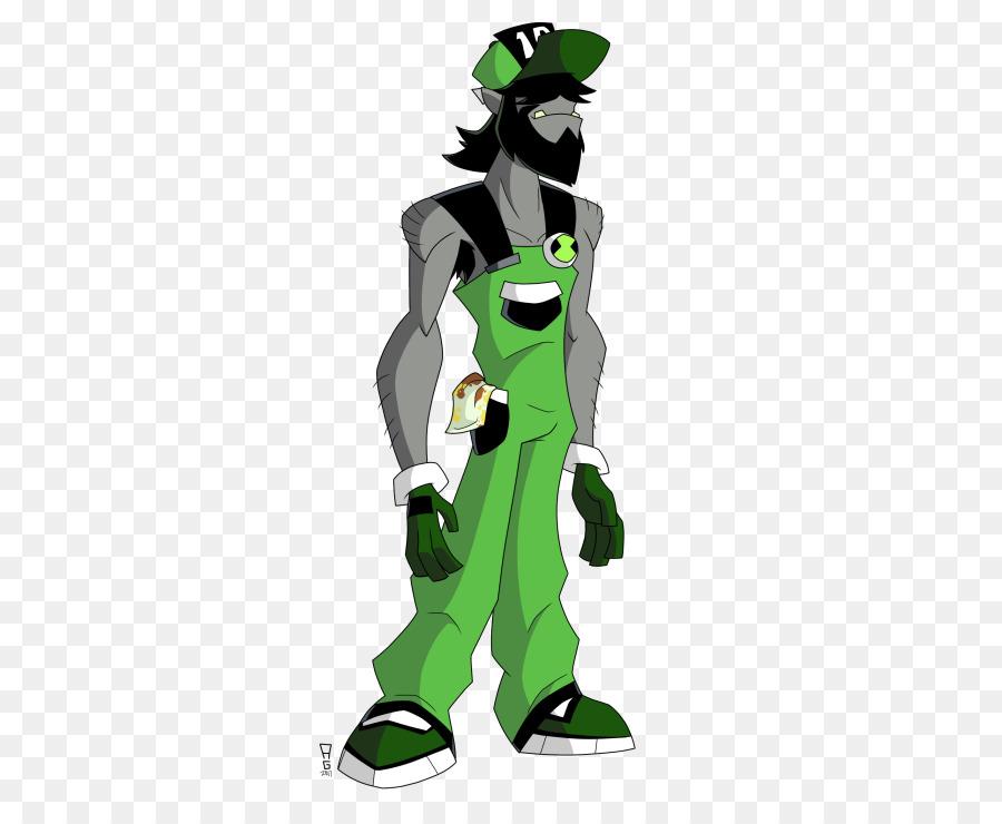 Alien Green png download - 540*731 - Free Transparent Alien png