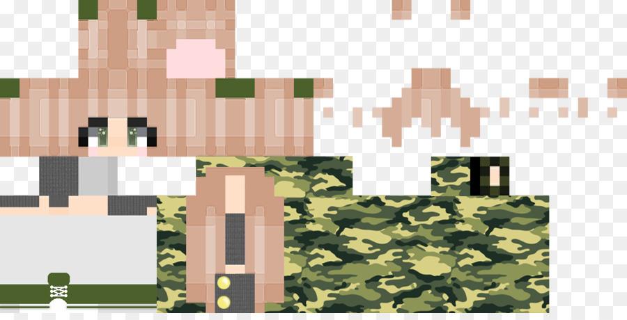 BlattKuchenFrosting Glasur ProduktArchitektur Camouflage Skin - Skins fur minecraft madchen