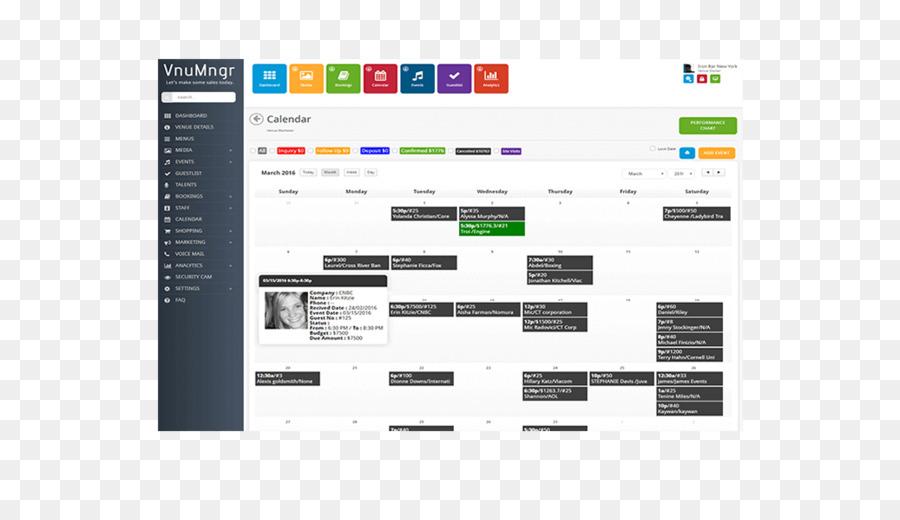 hospitality industry vnumngr design document management system
