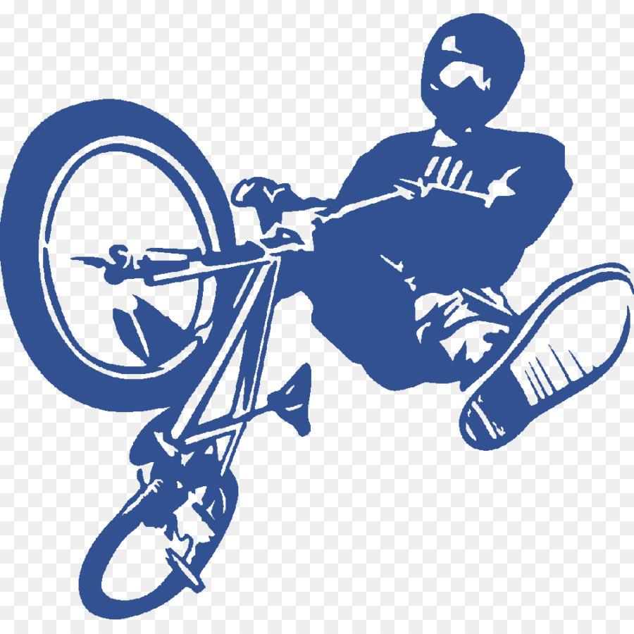 Bicycle frames bmx bike bmx bicycle blue png