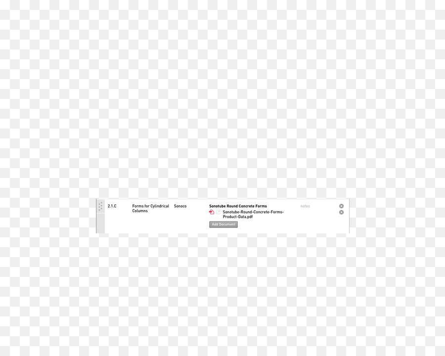 submittals document construction template form doc resume png