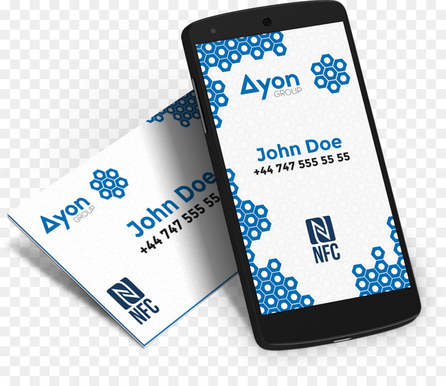smartphone feature phone business cards paper business postcards