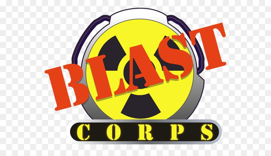 Blast Corps Nintendo 64 Logo Video Games Nintendo Png Download