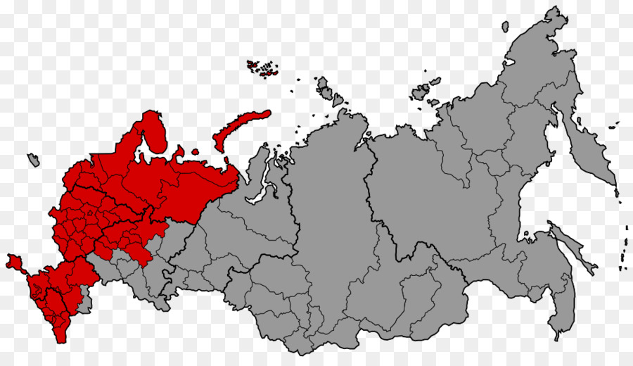 Russia World Map Illustration Vector Graphics Russia Png Download