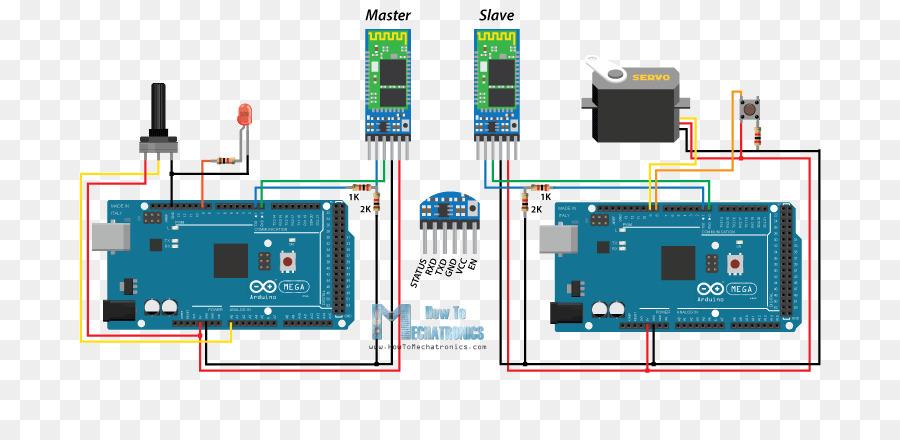 Electric Arduino Circuit Diagram - Car Wiring Diagrams Explained •