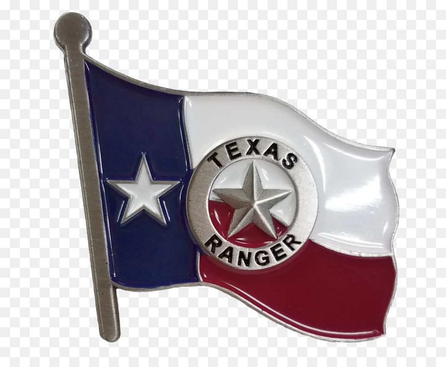 Texas Ranger Hall Of Fame U0026 Museum Badge Emblem Silver Lapel Pin   Silver
