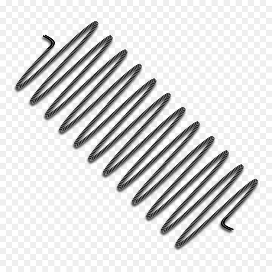 Clip art Spring Wire Computer Icons Pin - Pin png download - 1024 ...