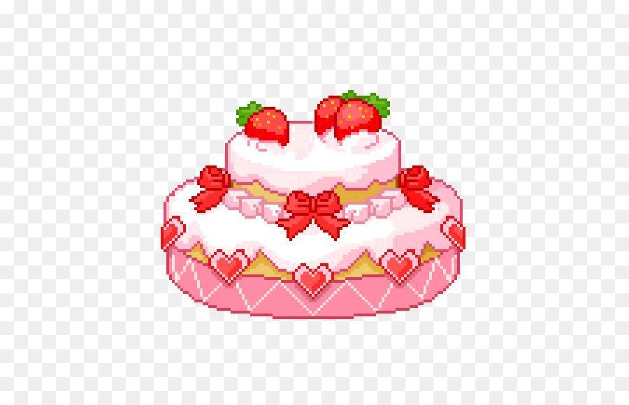 Cupcake Cake Birthday Whipped Cream PNG