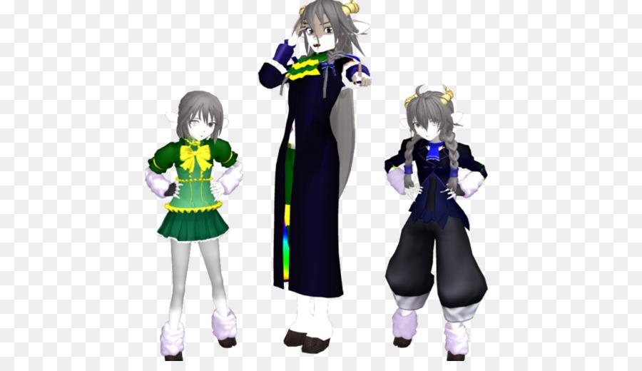 Hatsune miku rigged blender character available blendernation.
