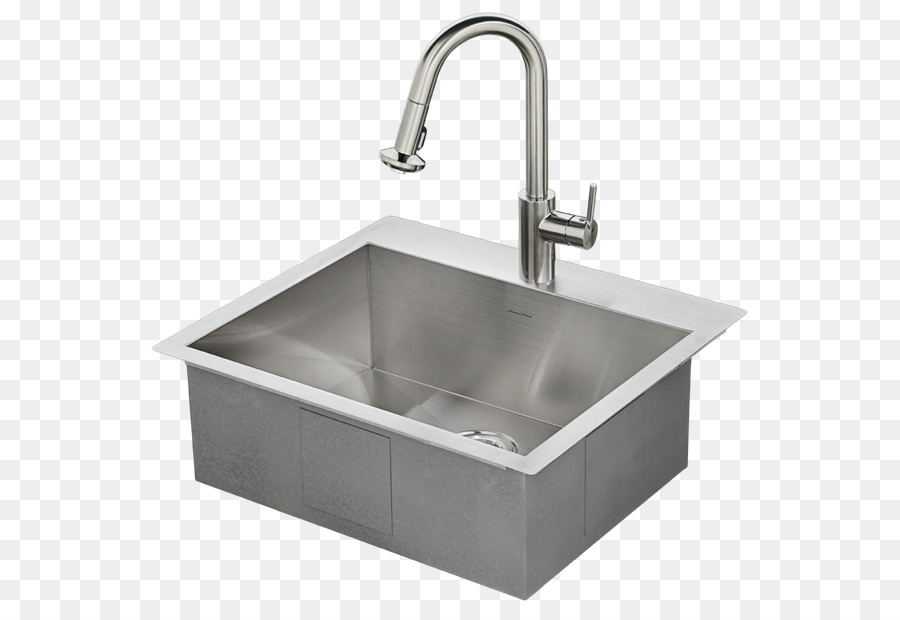 kitchen sink Faucet Handles & Controls Stainless steel American ...