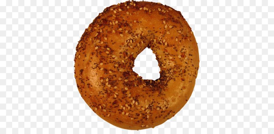 everything bagel donut