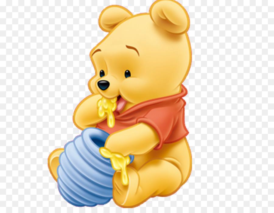 Winnie The Pooh Eeyore Piglet Tigger Baby Winnie The Pooh Png