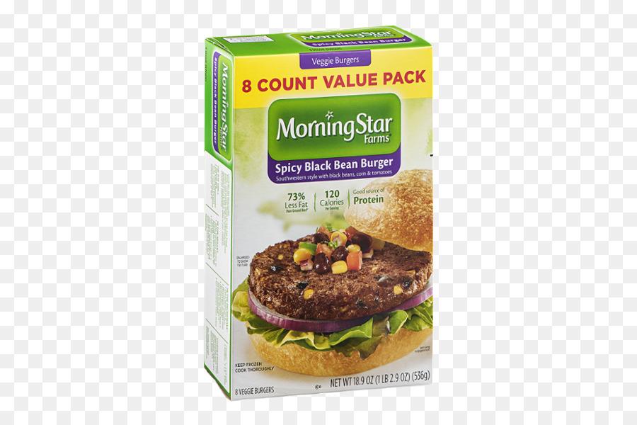 Vegetarian Cuisine Morningstar Farms Veggie Burgers Hamburger