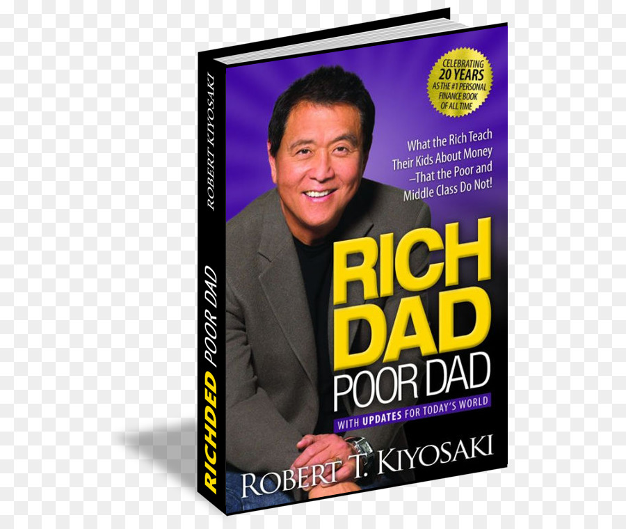 Rich dad poor dad: what the rich teach their kids about money.
