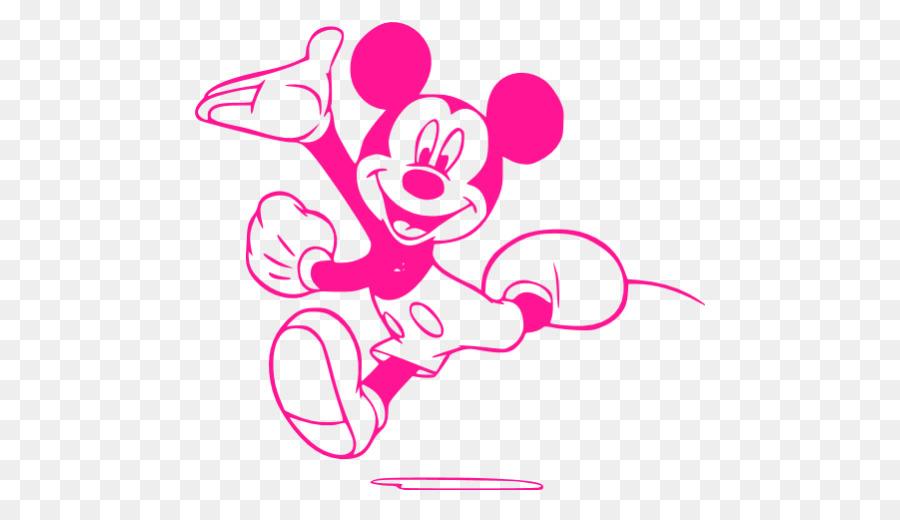 Mickey Mouse Minnie Mouse Boyama Kitabı Resim çizimi Mickey Fare