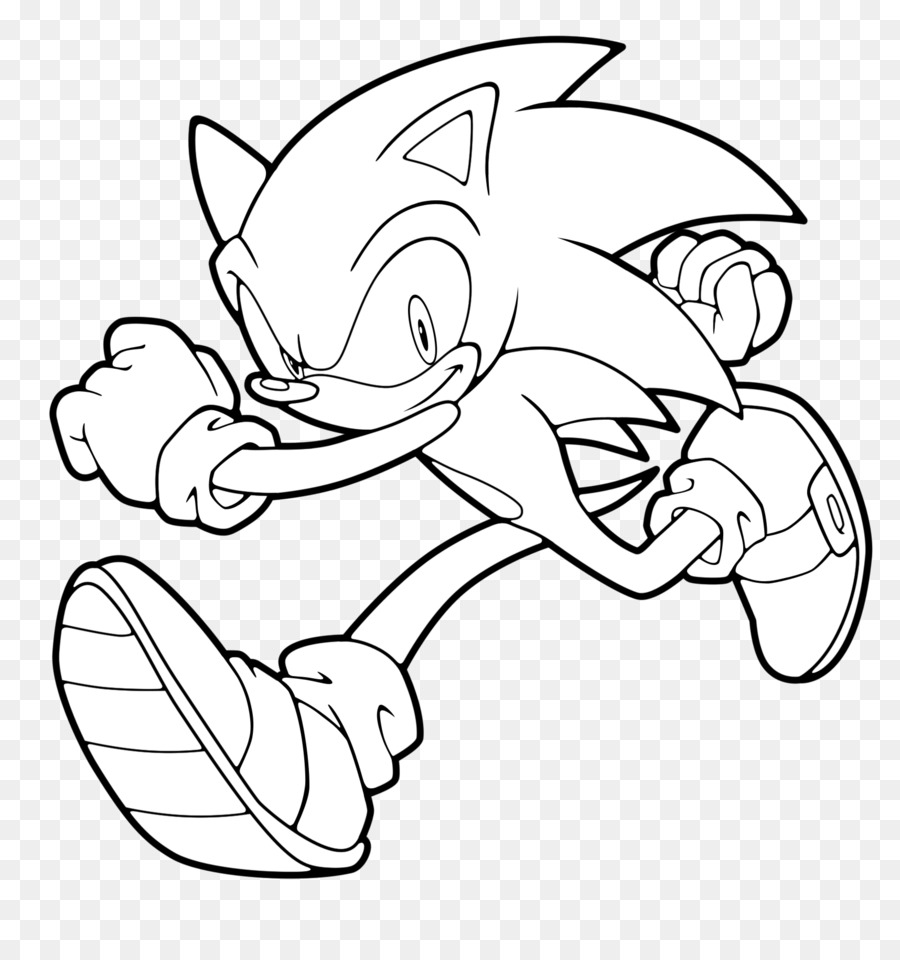 Mario Sonic At The Olympic Games Hedgehog Colouring Pages Coloring Book Shadow
