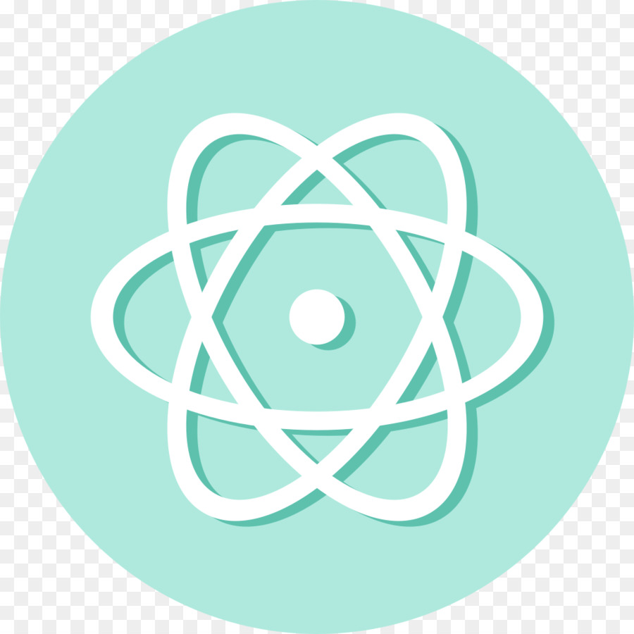 React Logo png download - 1024*1024 - Free Transparent React
