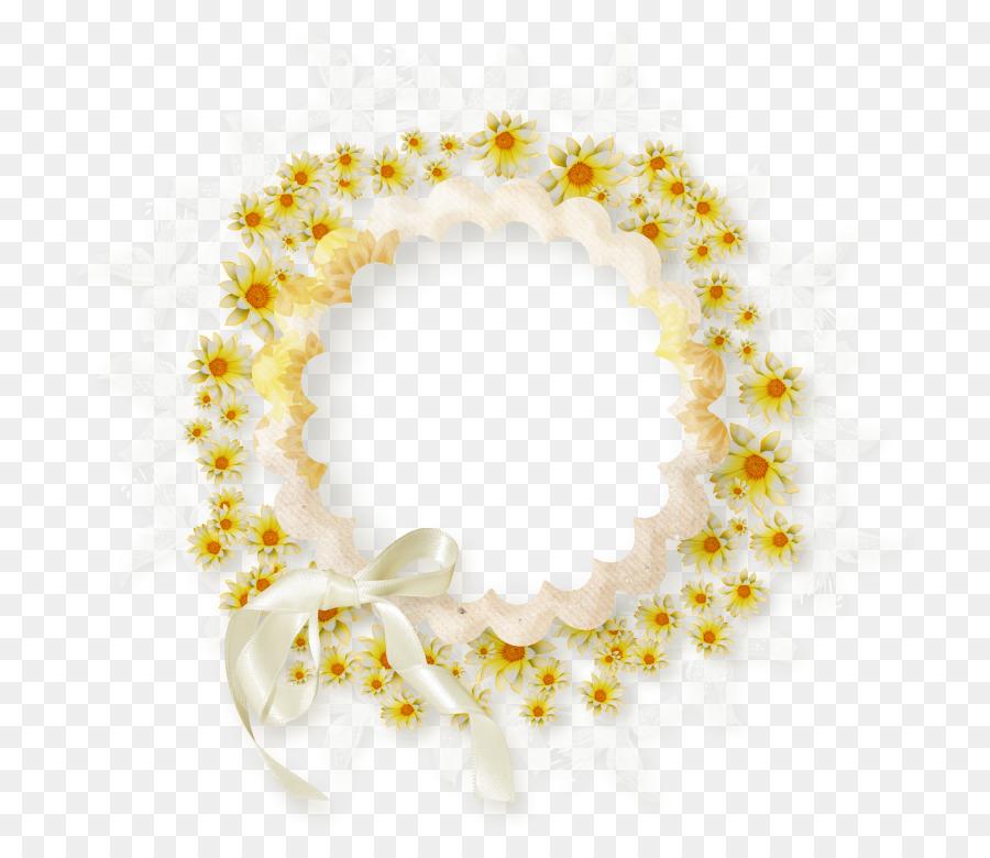 Flower Wreath Computer Software Floral Design Flower Png