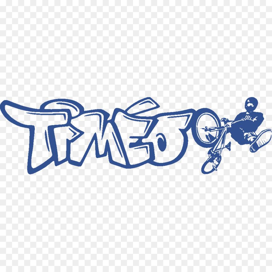 Logo art brand blue text png